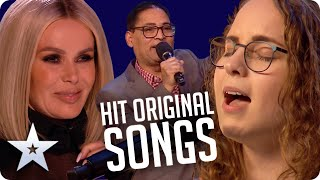 Best ORIGINAL Songs from Auditions | BGT 2020