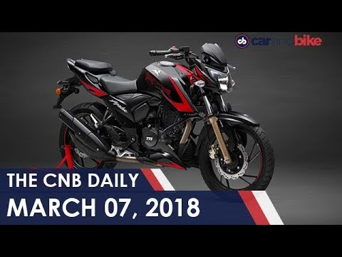 TVS Apache RTR 200 Race Edition Launched | Government e-Vehicle Order | Audi e-Tron
