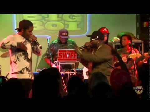 Big Boi live performance w/ A$AP Rocky!