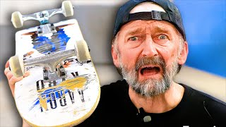HOW TO SKATEBOARD WHEN YOU'RE GETTING OLD!