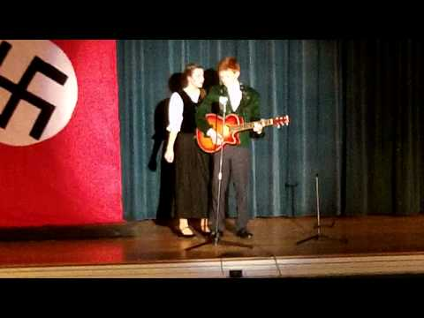 Edelweiss (Carson) Sound of Music, Middlesex Middle School