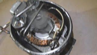 распил компрессора холодильника и почему компрессор