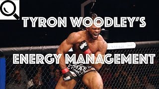 Energy Systems in MMA - 'T-Wood' Edition [Film Study]