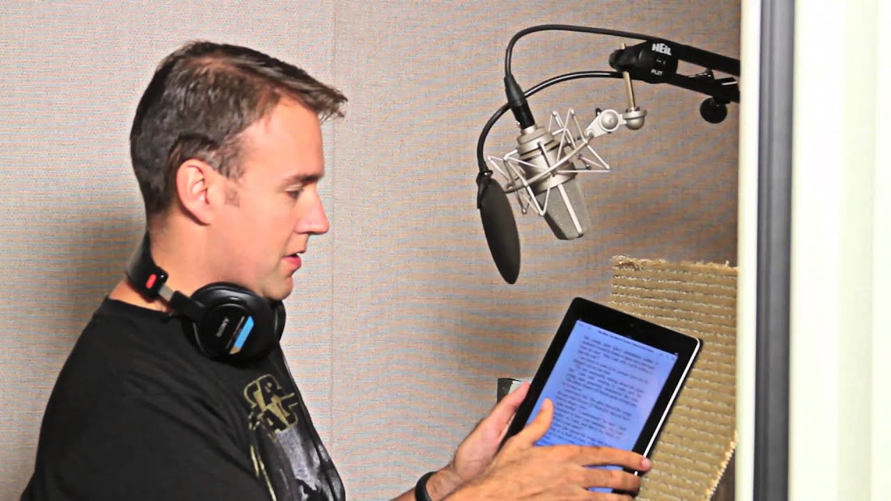 star wars audiobook narrator marc thompson