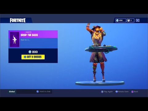 Fortnite ITEM SHOP (October 7) | What Is This Emote... (Halloween Skins!)