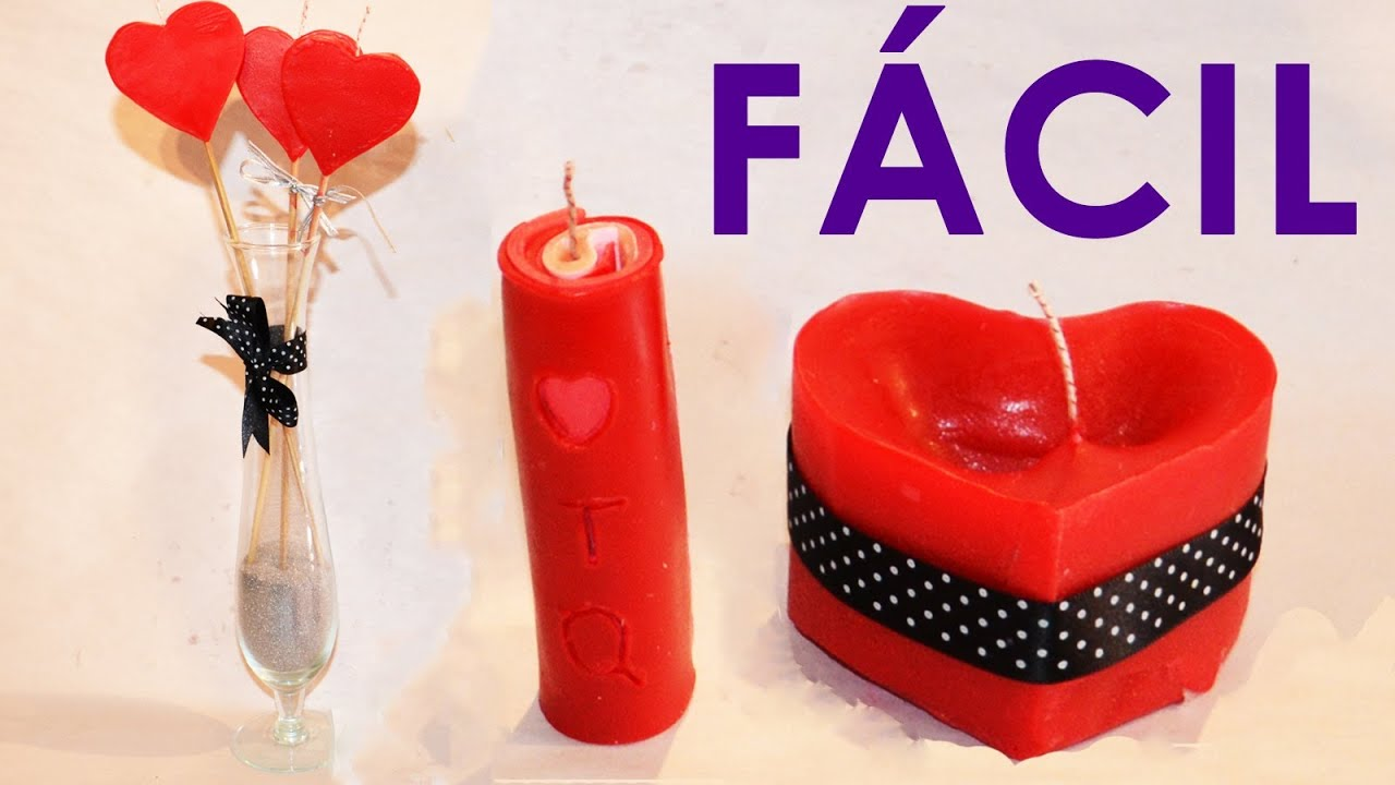 Como hacer velas decorativas 3 ideas f ciles y r pidas for Ideas faciles para la casa