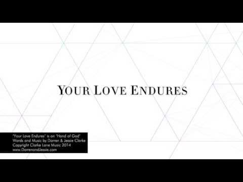 All I Know Your Love Endures Guitar Chords - Bethel Music - Khmer Chords