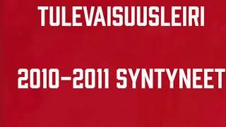 Juniori-Ässät - Tulevaisuusleiri (2010-2011 syntyneet) Day #1