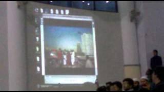IB&M UET (Jawad Ahmed New Song inauguration)
