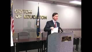 Dayton Independent Schools Press Conference
