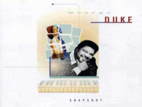 George Duke ~ No Rhyme, No Reason