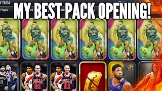 100+ OVR PULLS!!! INSANE VARIETY PACK OPENING!!! NBA LIVE MOBILE 20