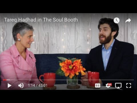 Tareq Hadhad in The Soul Booth