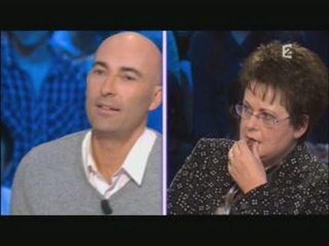 Canteloup imite Christine Boutin et toute l'équipe de Ruquier (France 2)