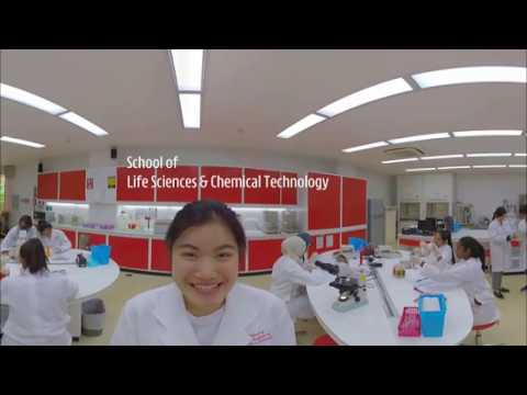 Ngee Ann Poly 360 Video