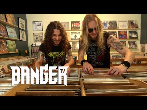 """DRAGONFORCE singer Marc Hudson on their epic """"The Edge of the World"""""""