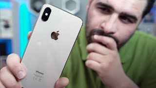 بعد شهر من الاستخدام | iphone xs MAX