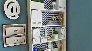 Diy: $3 Bookcase Makeover