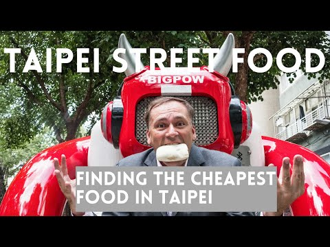 How To Get 6 Cheap and Tasty Foods/Coffee in Taipei, Taiwan