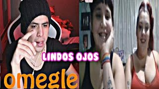 """Oye tienes lindos """"OJOS""""   chatroulette-omegle"""