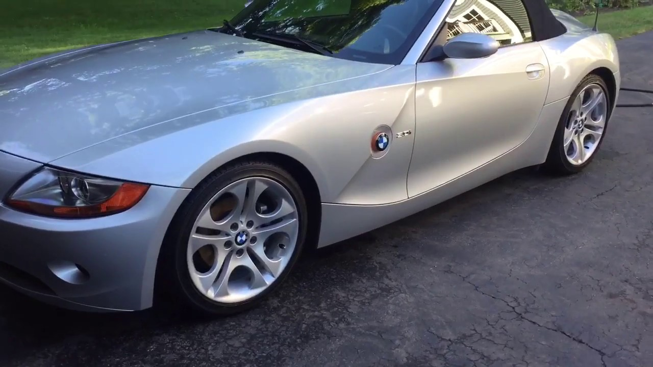 small resolution of 2003 bmw z4 3 0i revisited e85