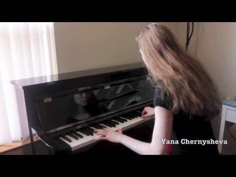 Виктор Цой-Кукушка/Viktor Tsoi-Kukushka [Yana Chernysheva Piano Version]