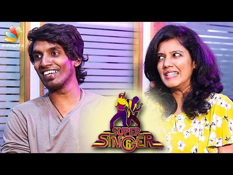 We are in a Live-in Together Relationship : Sakthi & Wife Interview | Supersinger, Vijay TV