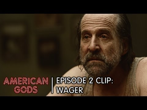 Wager | American Gods Episode 2 Clip