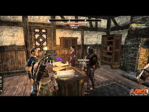 Daggerfall City Tradesman's Square Tour - The Elder Scrolls Online