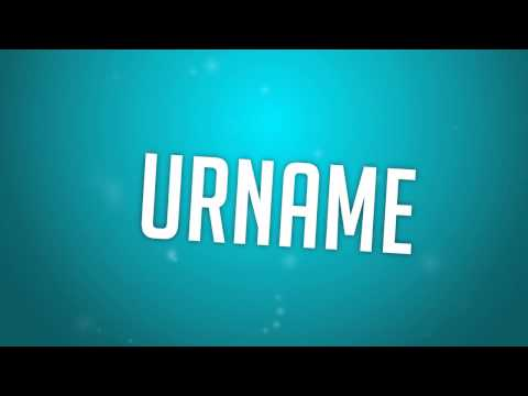 3D Outro -[Astonishing]Cinema4D and After Effects Outro... | Doovi