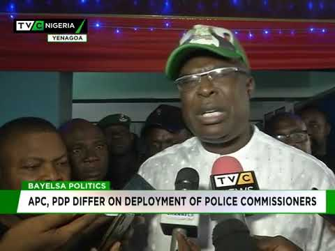 APC PDP differ on deployment of Police Commissioner