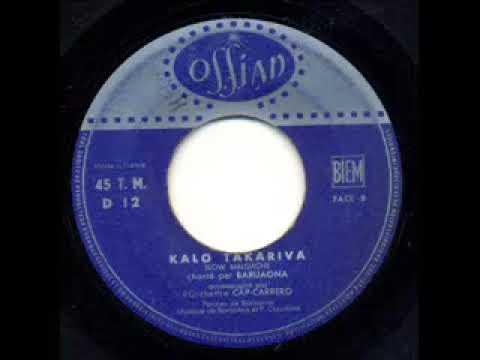 KALO TAKARIVA --BARIJAONA--1953