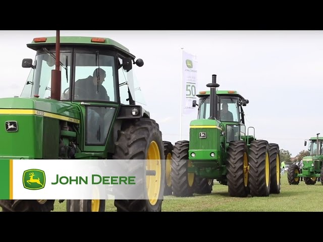 John Deere UK & Ireland 50th Anniversary - Celebration Event Video