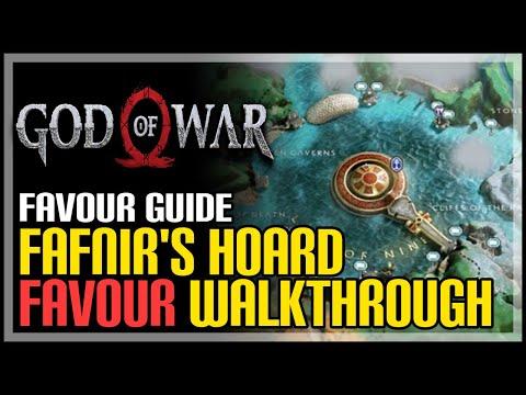 God of War Fafnir's Hoard Favour Walkthrough