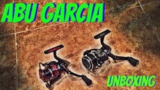 Abu Garcia Unboxing ~ Abu Garcia REVO MGX Spinning Reel !