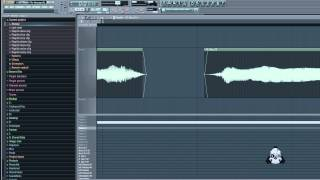 J-rum - Fl Studio Quick Tip - Smoother Sample, Drum & Vox Chops