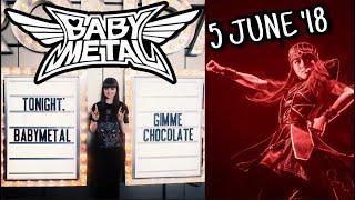 BABYMETAL in Utrecht DAY 1 - VLOG | CallieSakura