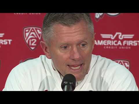 Kyle Whittingham - Post-Game Press Conference - BYU 11/25/18