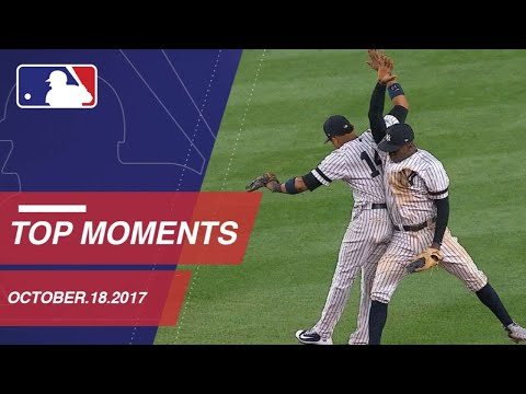 Yankees take 3-2 ALCS lead, plus nine more moments