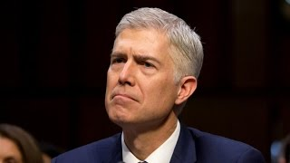 Judge Neil Gorsuch gives emotional opening statement