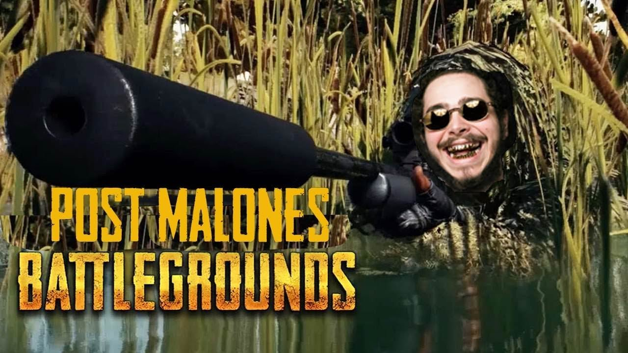 Post Malone Twitch