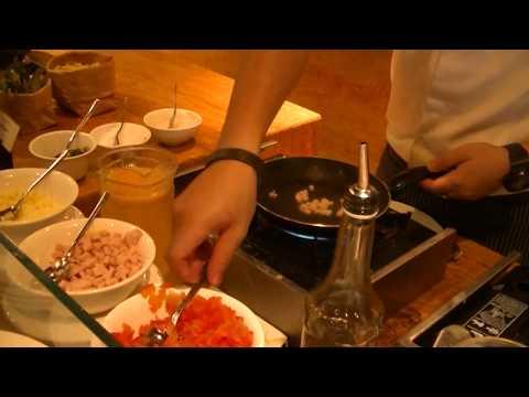 Making Egg Omelette + Alien Covenant, Lowyat Plaza + Imperial Sheraton, 27 May 2017