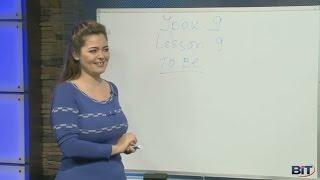 Глаголът ''съм'' - Учи английски с Николая, Епизод 9, Сезон 1 (Old Season)