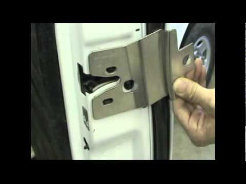 How To Install Slick Locks Gm Chevy Swing Side Doors