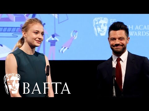 EE British Academy Film Awards 2017 nominations announced by Sophie Turner + Dominic Cooper