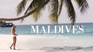 MALDIVES TRAVEL DIARY  |  Paradise Found at Conrad Rangali   |   Fashion Mumblr Vlog