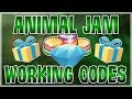 ALL 2018 ANIMAL JAM WORKING CODES L Animal Jam Codes