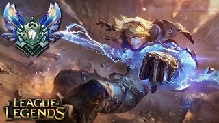 EZREAL vs JINX ADC [GUIA S6 en ESPAÑOL] - League of Legends