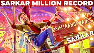Simtaangaran Lyric Video Records Lineup– Sarkar | Thalapathy Vijay | A.R. Rahman