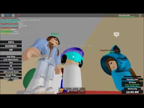 Bad Babys Want to do s*x | Roblox